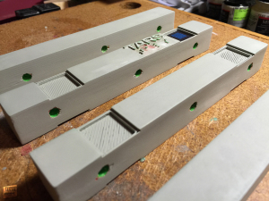 TARS Build Final stages